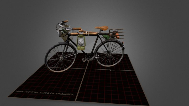 Out Explorin' 3D Model