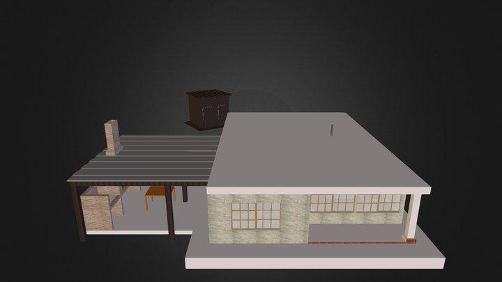 Casa_David 3D Model