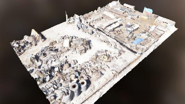Patio De Escombros 3D Model