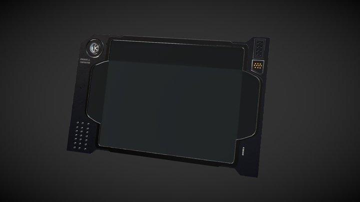 [SoG] Sorosuub Corp. tablet 3D Model