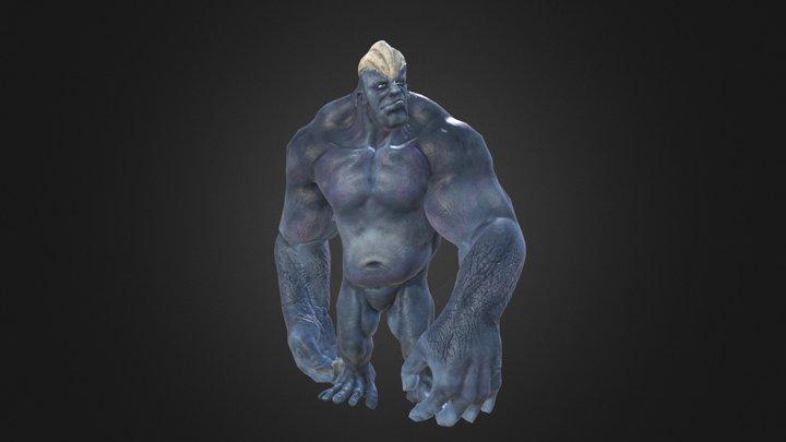 Sketchfab Franq 3D Model