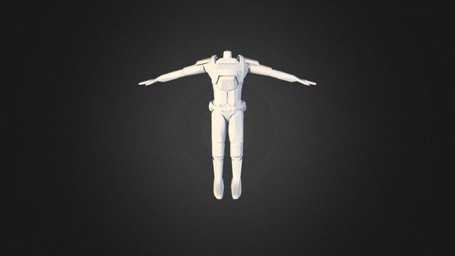 Armor2 3D Model