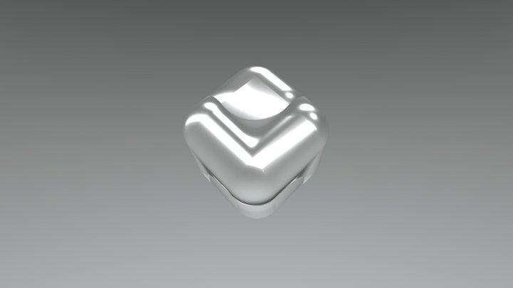 Spinner Anim 3D Model