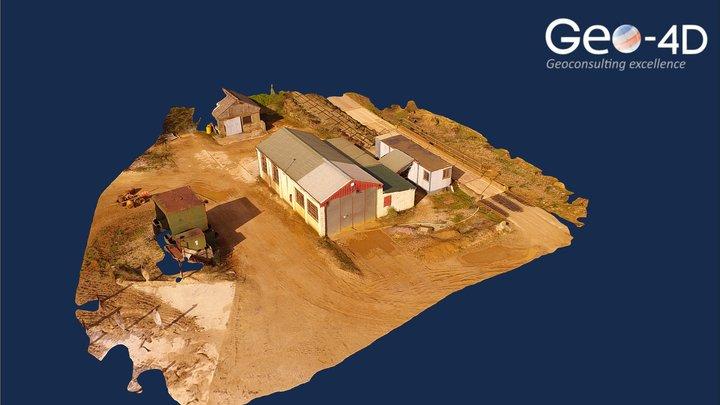 Building Inspection 3D Model
