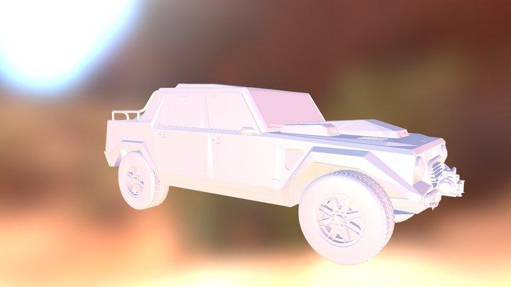 lm002 3D Model