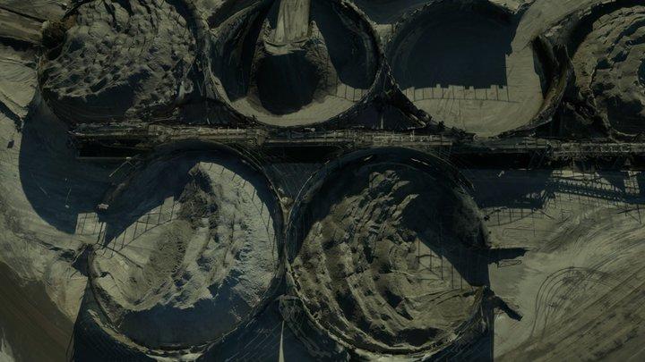 Chuquicamata 3D Model
