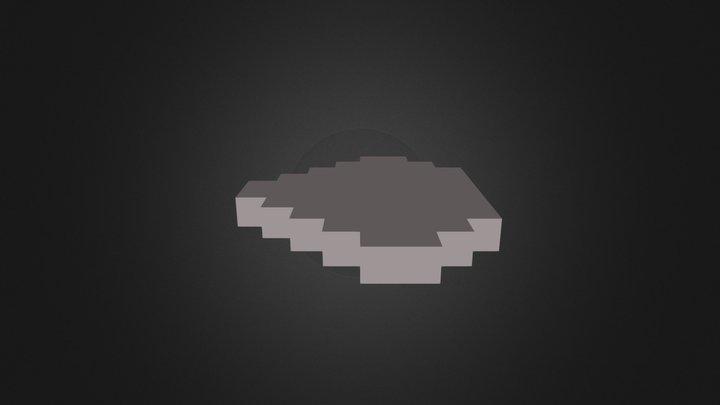 Qubrick くり 3D Model