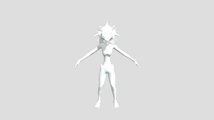 GBFT_GOOD_FAIRY 3D Model