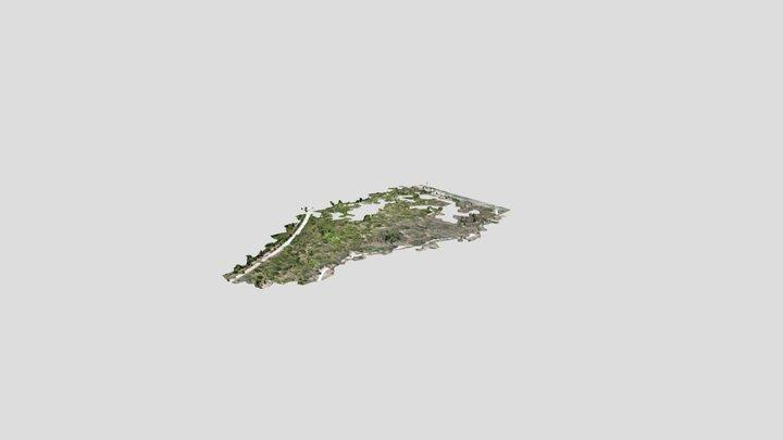 Econlockhatchee Sandhills: May 2020 3D Model