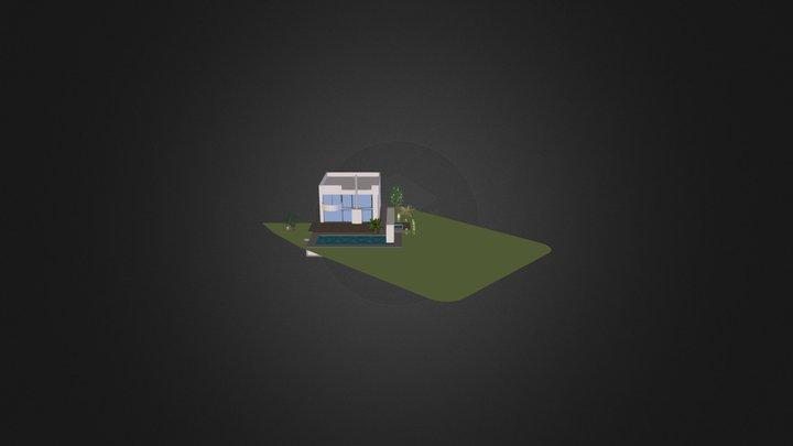 picsine 3D Model