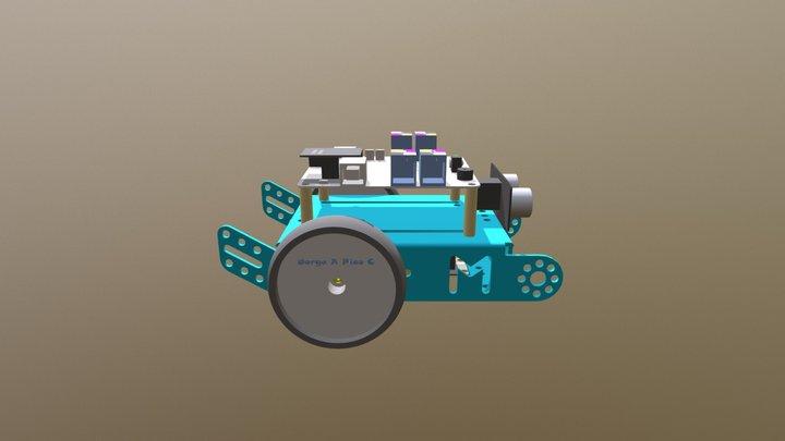 M Bot Jorge A Pico C 3D Model
