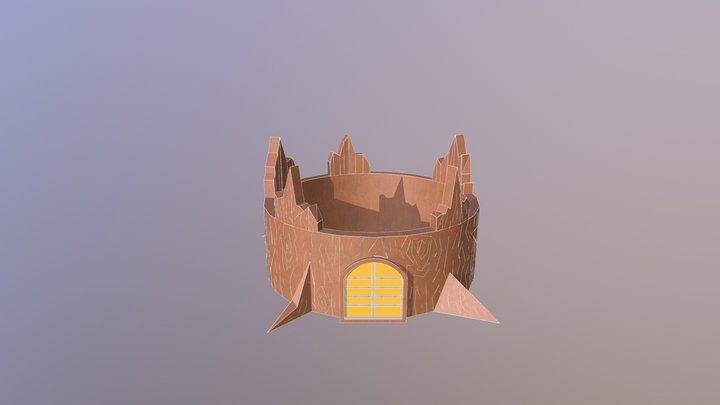 ส้วมเรื่องขี้ๆ ที่ไม่ใช่ขี้ 3D Model