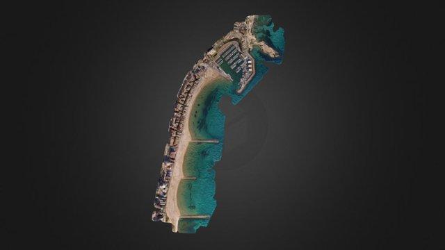Costa Campello 3D Model