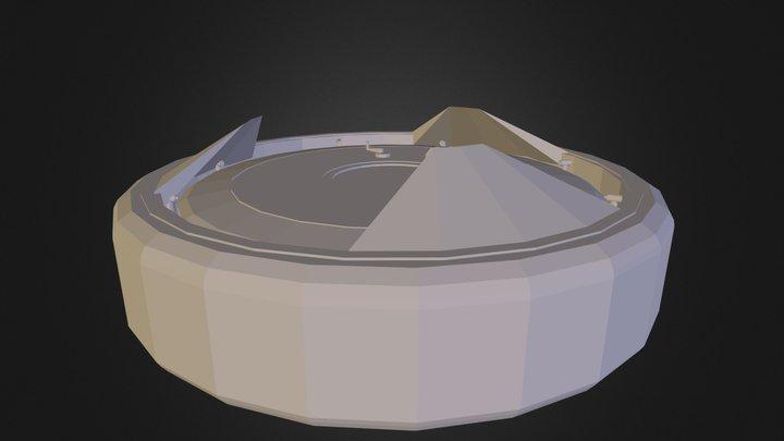 Docking Port! 3D Model