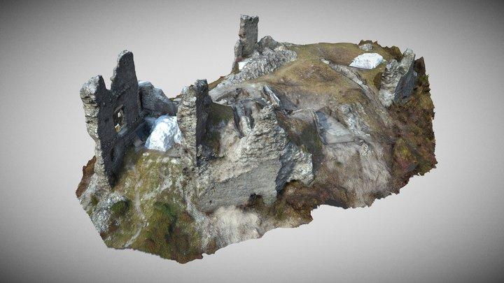 Stari grad Modruš 3D Model