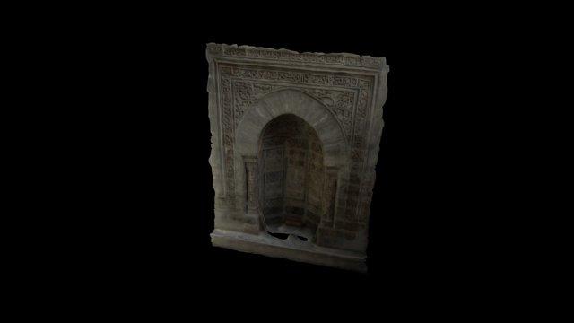 MIHRAB OF THE MOSQUE OF BANAT AL HASAN IN MOSUL 3D Model
