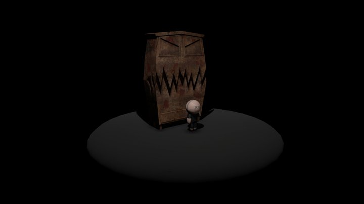 Monster Closet 3D Model