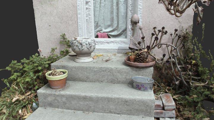 Backstep Model 3D Model
