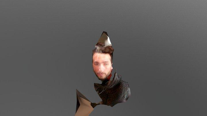 ������ ì��÷� 3D Model