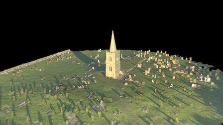 Marske By The Sea 3D Model