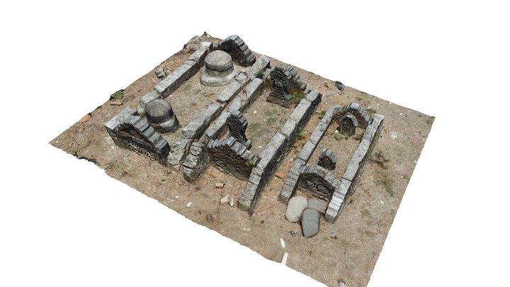 Makam Kramat, Object 5 3D Model