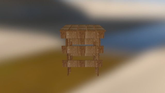 uByld Robusta 3D Model