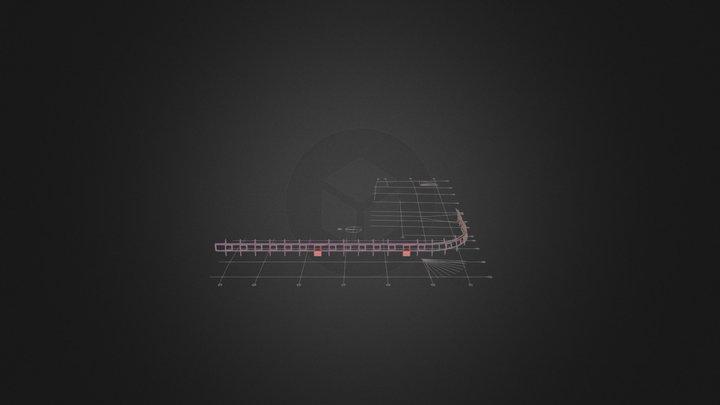 bat_AA 3D Model