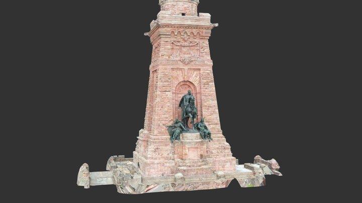 Kyffhäuserdenkmal 3D Model