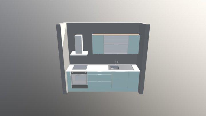 NewYork Creme 3D Model