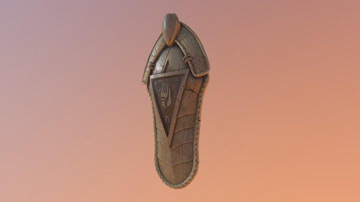 Indoril Shield B 3D Model