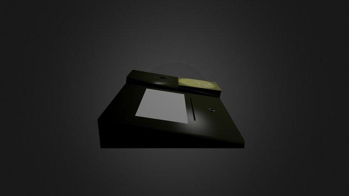 Ahhaa Panel 3D Model