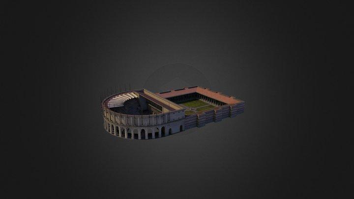 Teatro_06 3D Model