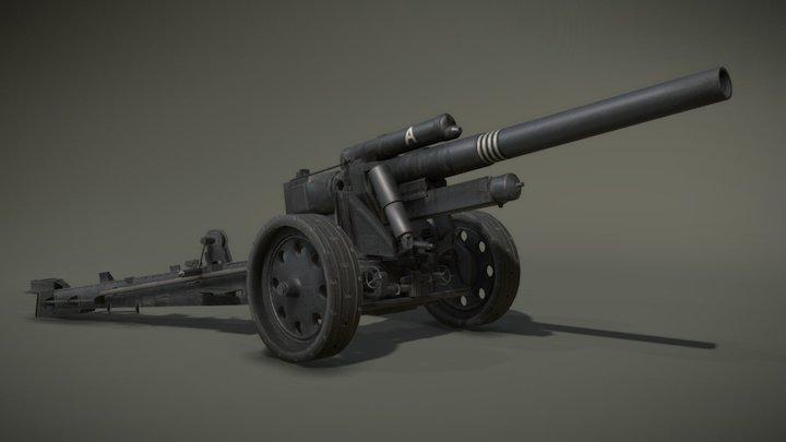 SFH18 Cannon 3D Model