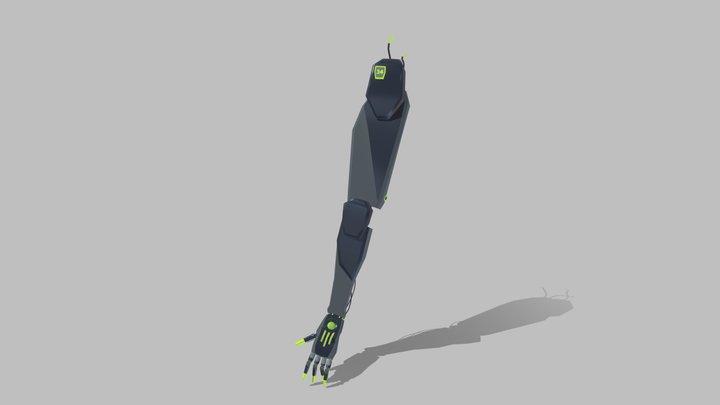 Robohand 3D Model