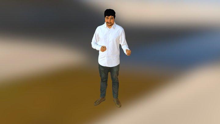Gerard 3D Model