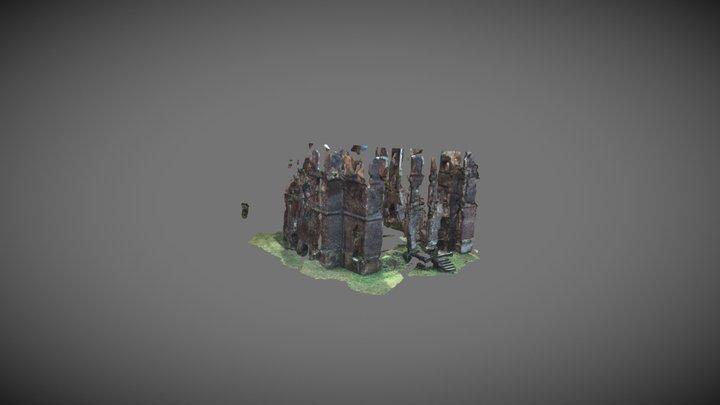 Rosewellsm 3D Model