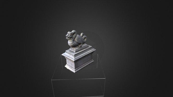 Thyrus 3D Model