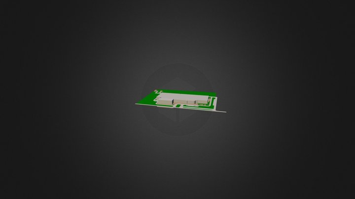 генплан 5 ПОСЛЕДНИЙ 3D Model