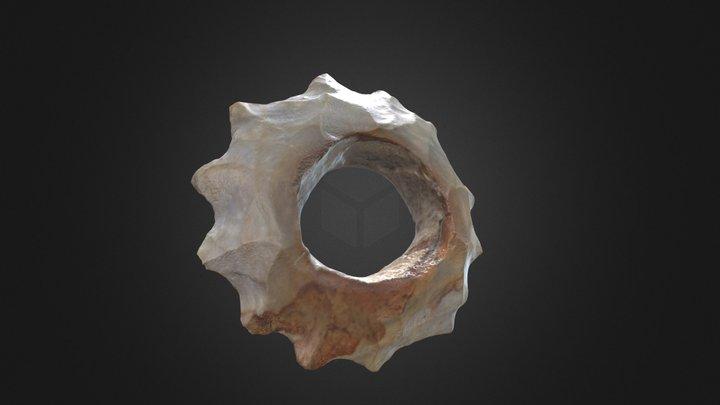 Flint Object 3D Model