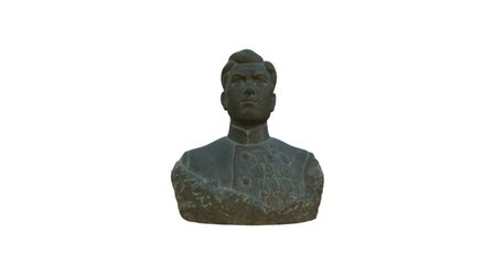 Busta Mramor 17201601 3D 005 2M Scaled 3D Model