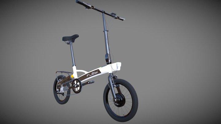 Evo Obj 3D Model