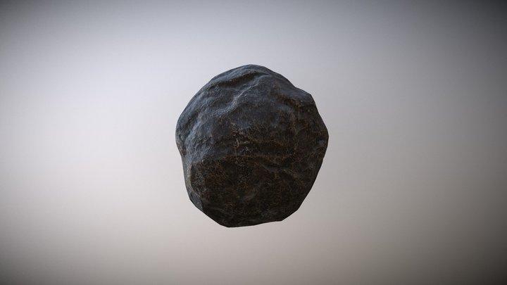 boulder 3D Model