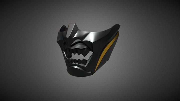 Dark Lord Mempo 3D Model