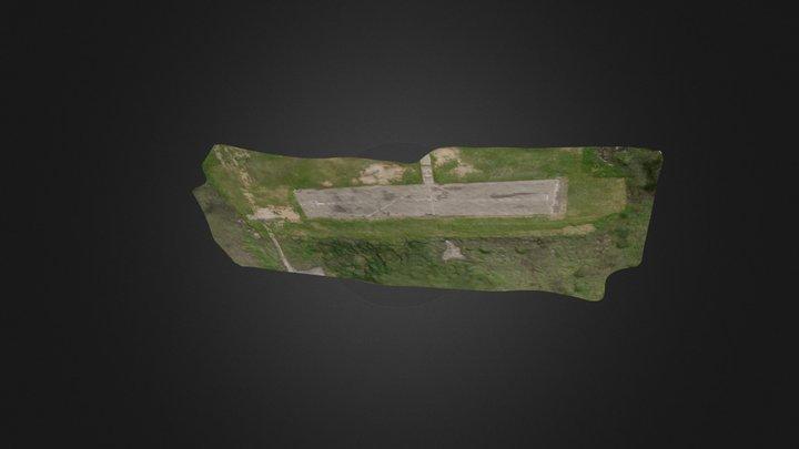 Pista GAT 3D Model