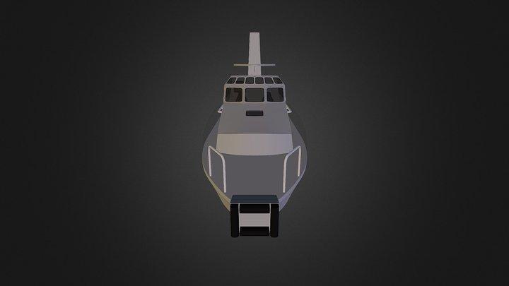 15MeterLaunchRev3 3D Model