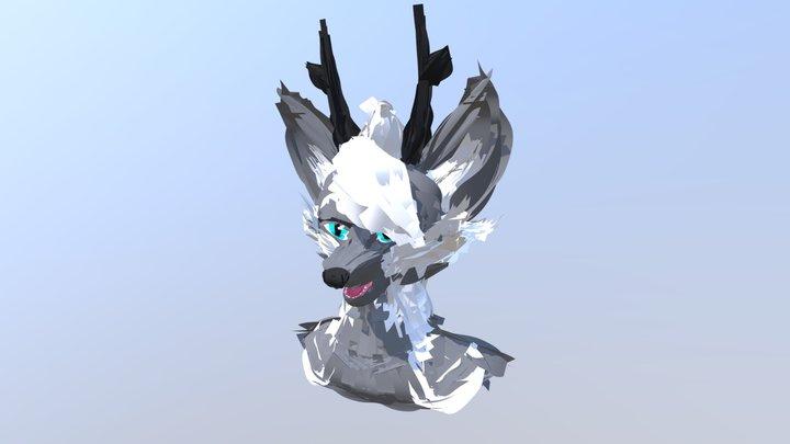 Zillion Ross 3D Model