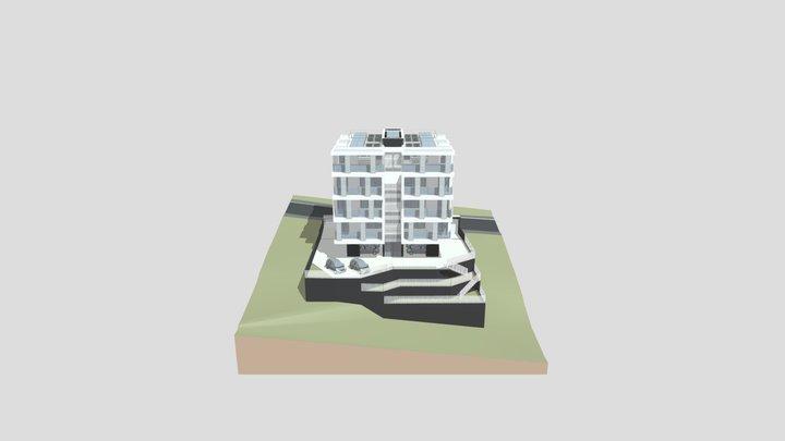 Amira Height Residence 3D Model