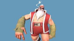 Dear Santa 3D Model