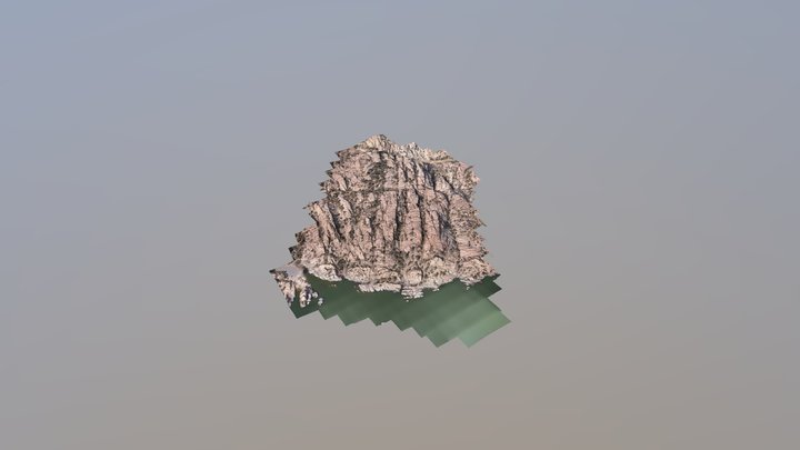 Full Dells No Cloud 3D Model