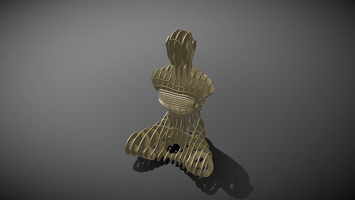 Maneqquin 3D Model